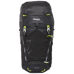 Bergans Rondane Backpack 38l Black/Neon Green